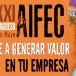 XXI Congreso AIFEC