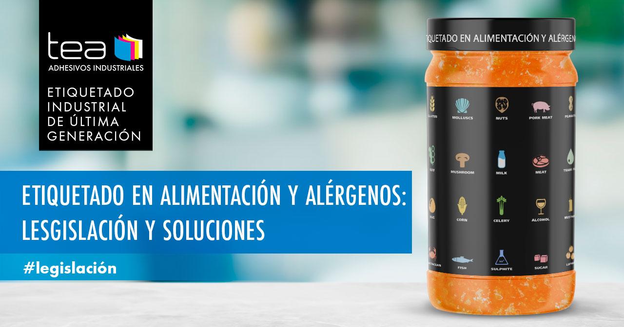 Alimentación y alérgenos