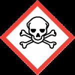 Pictogramas de productos de limpieza: toxicidad aguda